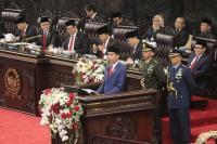 Presiden Ingatkan Agar Siswa Tak Mudah Patah Semangat & Menyerah
