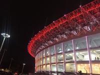 Panggung Terbesar dan Tertinggi Semarakkan Pembukaan Asian Games