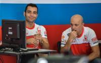 Ciabatti Optimis Petrucci Mampu Beradaptasi dengan Cepat Bersama Ducati