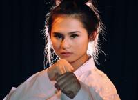 Cantiknya Ceyco Georgia, Atlet Karate Indonesia yang Siap Bikin Pria Terpesona di Asian Games!