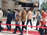 Wapres JK Hadiri Peringatan Hari Konstitusi di Gedung MPR/DPR