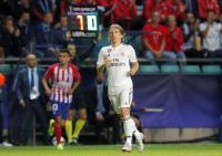 Modric Percaya Madrid Mampu Bangkit Usai Dikalahkan Atletico di Piala Super Eropa 2018