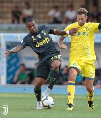 Chievo Imbangi Juventus di Babak Pertama
