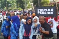 Rayakan HUT ke-73 RI, Ini Doa Para Pemain Preman Pensiun untuk Indonesia