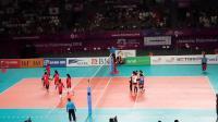 Tim Voli Putri Indonesia Gagal Raih Kemenangan di Laga Perdana Asian Games 2018