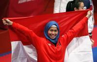 Defia Raih Medali Emas Asian Games, UNJ Beri Selamat Mahasiswinya