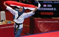 Defia Mahasiswi UNJ Raih Emas Pertama di Asian Games, Kemristekdikti Berikan Selamat