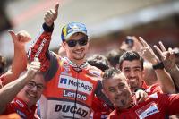 Gabarrini Siap Bantu Lorenzo Raih Kemenangan hingga MotoGP Valencia 2018