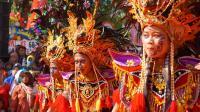 Intip Kemeriahan Karnaval Batik Dekranasda Jawa Tengah di Pemalang