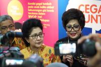 Menkes Fokus Atasi Diare, ISPA dan Trauma pada Korban Gempa Lombok