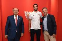 Sevilla Resmi Pinjam Gonalons dari AS Roma