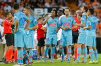 Hasil Pertandingan Valencia vs Atletico Madrid di Matchday Pertama Liga Spanyol 2018-2019