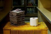 Mata Uang Venezuela Ambruk: Tisu Dijual 2,6 juta, Daging Ayam 14,6 juta