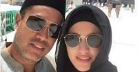 Pakai Hijab, Penampilan Nia Ramadhani Dipuji Habis-Habisan oleh Netizen