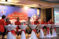 Pemerintah Beri Bonus kepada Seluruh Atlet yang Tampil di Asian Games 2018