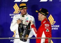 Klasemen Sementara F1 2018 Usai GP Singapura
