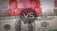 Dolar AS Mulai Kendur, Rupiah Menguat ke Rp14.855 USD