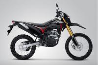 Punya Warna Baru, Tampang Honda CRF150L Lebih Galak