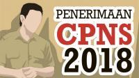 Hari Ini Pengumuman Persyaratan, Pendaftaran CPNS Resmi Dibuka 26 September 2018