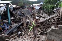 Hasil Verifikasi, 61.652 Rumah Rusak Akibat Gempa Bumi di Lombok Barat