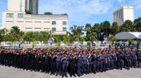 Bea Cukai RI dan Malaysia Gelar Patroli Bersama Cegah Barang Ilegal
