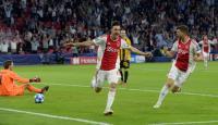 Hasil Pertandingan Ajax vs Athena di Liga Champions 2018-2019