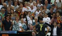 Ronaldo Pemain Keempat Juventus yang Terima Kartu Merah di Liga Champions