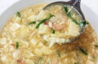 Sarapan dengan Sup Tahu Jepang Udang atau Sup Ayam Makaroni, Penuhi Asupan Energi Anak