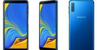 Samsung Perkenalkan Galaxy A7 Terbaru dengan Triple Camera