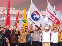 Perindo Apresiasi Polda Bali Deklarasi Pemilu Damai