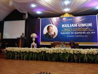 Mahfud MD Bercerita tentang Gus Dur di Unhas, Rektor Minta Maaf Peserta Membeludak