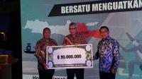 Pengusaha di Surabaya Ramai-Ramai Tukarkan Dolar AS Senilai Rp740 Miliar