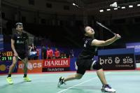 Rinov Mentari Kantongi Tiket Semifinal pada Babel Indonesia Masters 2018