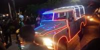 Jokowi Gunakan Land Rover yang Sama saat Meresmikan Tol Becakayu