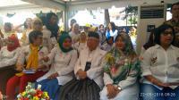 KH Ma'ruf Amin Hadiri Deklarasi Relawan Perempuan di Rumah Aspirasi Menteng