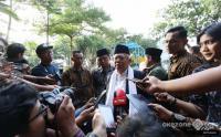 Resmi Jadi Cawapres, KH Ma'ruf Amin Mundur dari Rais Aam PBNU