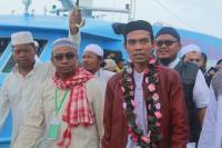 Kunjungi Raja Ampat, UAS Kagumi Kerukunan Umat Beragama di Pulau Bahari