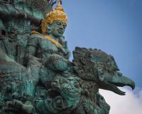 Sudah Rampung, Patung Garuda Wisnu Kencana Bali Diresmikan Langsung oleh Jokowi