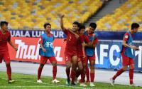 Klasemen Sementara Grup C Piala Asia U-16 2018 Usai Matchday Pertama