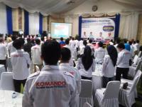 Komando Sulsel Jadi Garda Terdepan Menangkan Jokowi-Maruf