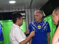 Mario Gomez Ingin Putuskan Tren Buruk Persib saat Bersua Persija