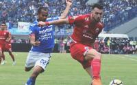 Hasil Pertandingan Persib vs Persija di Liga 1 2018