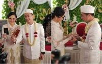 Tanpa Restu, Resepsi Pernikahan Eza Gionino Tak Dihadiri Ibunda