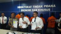 Bareskrim Polri Bongkar Aksi Pembobolan 14 Bank Senilai Rp14 Triliun