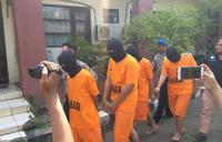 Polisi Tangkap 4 Pelaku Perusakan Gedung Sekolah di Bekasi