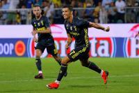 Chiellini Tak Pernah Ragukan Kualitas Ronaldo