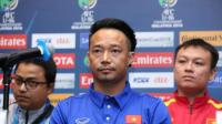 Pelatih Timnas Vietnam U-16 Kecewa Hanya Bisa Imbang Kontra Indonesia