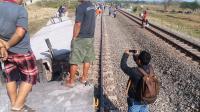 8 Gerbong Kereta Barang Anjlok di Grobogan