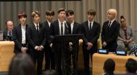 Boy Group Korea BTS Suarakan Berani Speak Up dan Kampanye Anti-Kekerasan pada Generasi Muda