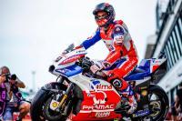 Petrucci Ingin Turunkan Berat Badan demi MotoGP 2019
